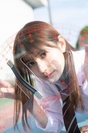 20210205-01Haruka Arai Swimsuit Gravure Beautiful Girl inSchool Vol2 2021