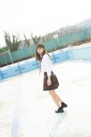20210205-02Haruka Arai Swimsuit Gravure Beautiful Girl inSchool Vol2 2021