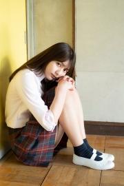 20210205-04Haruka Arai Swimsuit Gravure Beautiful Girl inSchool Vol2 2021