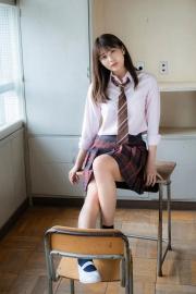 20210205-07Haruka Arai Swimsuit Gravure Beautiful Girl inSchool Vol2 2021