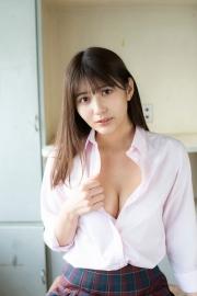 20210205-08Haruka Arai Swimsuit Gravure Beautiful Girl inSchool Vol2 2021