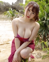 The hospitality by the swimsuit gravure 100cm J cup 2020_071602_yukitika_039