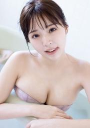 Natsuki Kawamura swimsuit gravure Please look ather body always natural 2021003