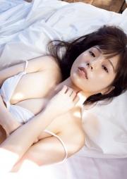 Natsuki Kawamura swimsuit gravure Please look ather body always natural 2021012
