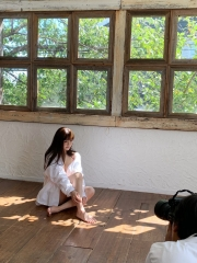 Natsuki Kawamura swimsuit gravure Please look ather body always natural 2021013