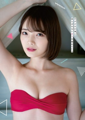 Kimika Shintani swimsuit gravure She is the top candidate for a breakthrough in 2021007