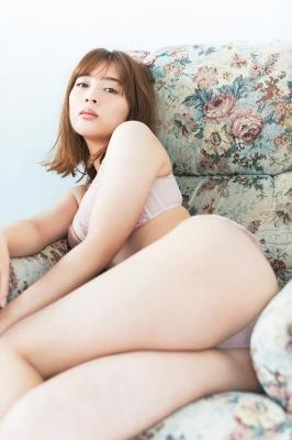 Misaki Kambe Underwear Image Model Beauty onTV Show 2021004