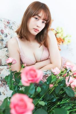 Misaki Kambe Underwear Image Model Beauty onTV Show 2021010