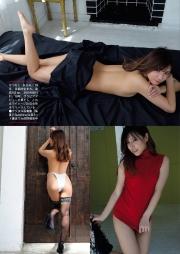 Asami Natsumoto swimsuit gravure Popular gradorwho is on a big break goddess of beautiful legs002