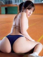 Asami Natsumoto swimsuit gravure Popular gradorwho is on a big break goddess of beautiful legs020