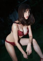 Nashiko Momotsuki Swimsuit Gravure Desire open 2021011
