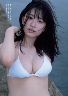 Rei Kaminishi swimsuit gravure DVD Temperature of water release commemoration! 2021006