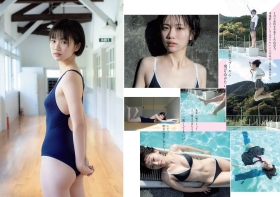 Shino Takeuchi, the best looking short cut in Japanfirst swimsuit gravure 2021002