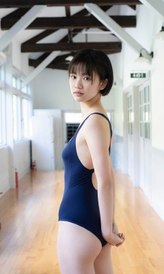Shino Takeuchi, the best looking short cut in Japanfirst swimsuit gravure 2021010