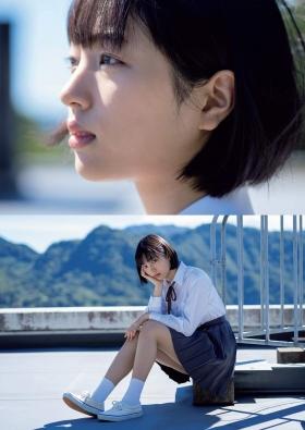 Yuki Kasamoto Swimsuit Gravure 18 years old Tokyo Story 2021002