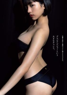 Yuki Kasamoto Swimsuit Gravure 18 years old Tokyo Story 2021004