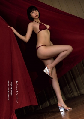 Yuki Kasamoto Swimsuit Gravure 18 years old Tokyo Story 2021005