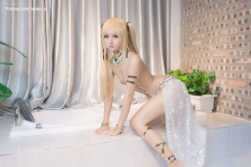 Cosplay Swimsuit Style Costume Marie Rose Dead or Alive Dead or Alive o003