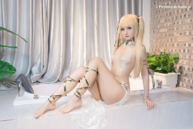Cosplay Swimsuit Style Costume Marie Rose Dead or Alive Dead or Alive o013