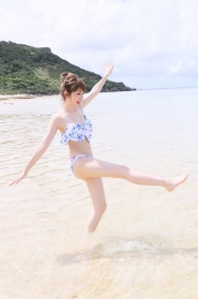 Ayaka Okada Swimsuit Gravure Showing off her healthy body Vol1 2019016