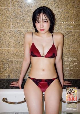 Nagisa Hayakawa First time in lingerie 2021004