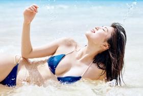Tamayu Kitamukai Swimsuit Gravure Pure Nudity of Bare Face Vol1 2020003