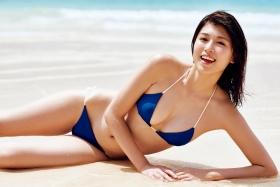 Tamayu Kitamukai Swimsuit Gravure Pure Nudity of Bare Face Vol1 2020006