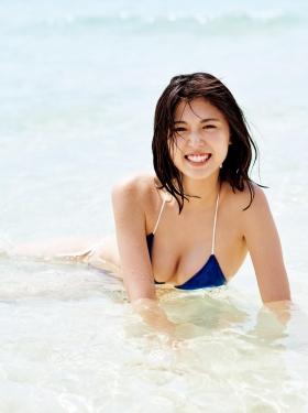 Tamayu Kitamukai Swimsuit Gravure Pure Nudity of Bare Face Vol1 2020007