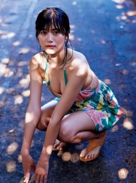 Tamayo Kitamukai Swimsuit Gravure Pure Nudity of Bare Face Vol3 2020017