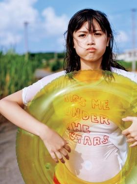 Tamayo Kitamukai Swimsuit Gravure Pure Nudity of Bare Face Vol4 2020003