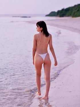 Tamayo Kitamukai Swimsuit Gravure Pure Nudity of Bare Face Vol5 2020008