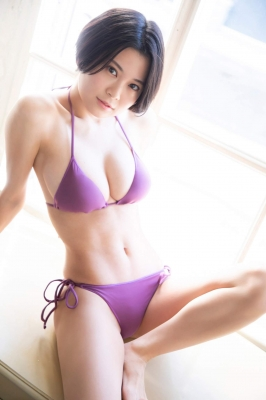 RaMu swimsuit gravure My favorite reptile and gravure together 2021007