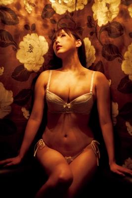 Natsuki Kawamura Swimsuit Gravure Uncensored GCup Actress Preparedness Shot 2021012