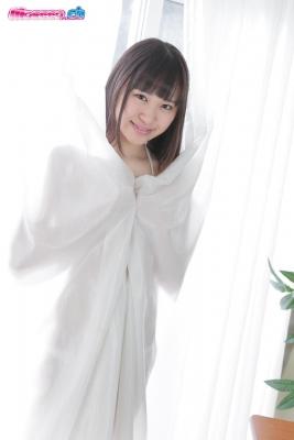 Suzu Arai White Swimsuit Classroom023