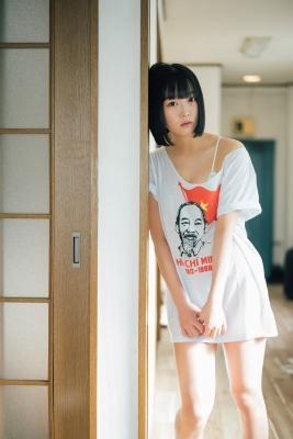 Miyu Nakagawa swimsuit gravure Beautiful BODYthat looks good on gravure 2021002