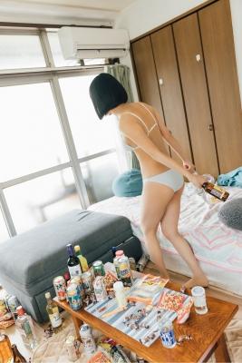 Miyu Nakagawa swimsuit gravure Beautiful BODYthat looks good on gravure 2021016