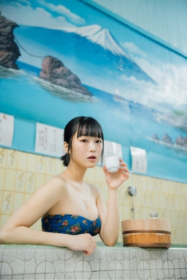 Miyu Nakagawa swimsuit gravure gravure beautiful BODY Vol3 2021007