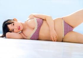 Jun Amagi Swimsuit Gravure Powerful Icup017