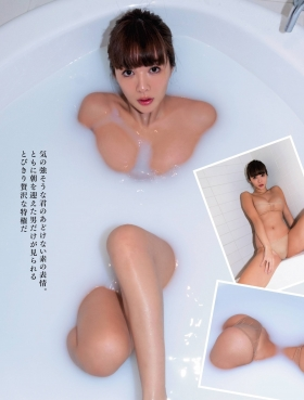Rire Hamano Swimsuit Gravure Night of beingchosen as a celebrity beauty 2021010