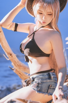 Cosplay Black Swimsuit Azur LaneJambar style020