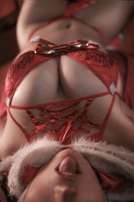 Cosplay Underwear Image 2B Christmas Nia Automata023
