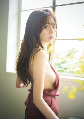Tani Asako Swimsuit Gravure Gluttonous Female Announcer 2021016