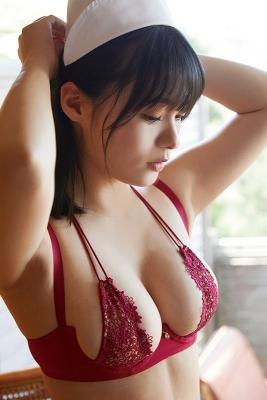 Mizuki Hoshina swimsuit gravure voluptuous body 2020003