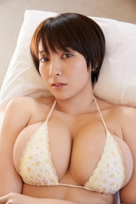 Konno bookmark swimsuit gravure H big breasts sticking out 2021 f003