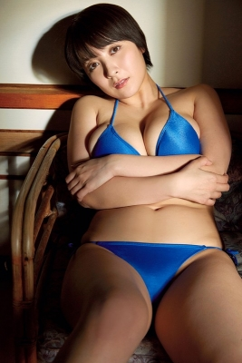 Konno bookmark swimsuit gravure H big breasts sticking out 2021 f005