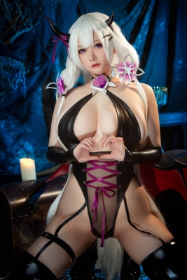 Cosplay Swimsuit Style Costumes Little Devil010