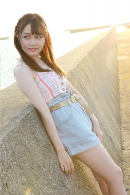 Rio Okawa Swimsuit Gravure ExAKB48 Millennial Generation 2019025