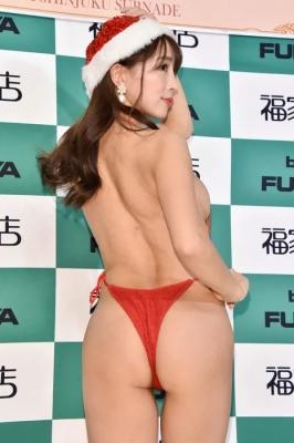 Tomomi Morisaki swimsuit gravure Japans mosterotic body unveiled 2021015
