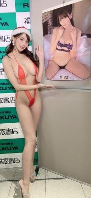 Tomomi Morisaki swimsuit gravure Japans mosterotic body unveiled 2021019