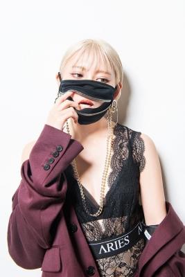 Kokoro Shinozaki Swimsuit Gravure Blonde hair strongest beauty001